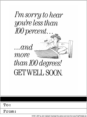 how to write get well soon letter